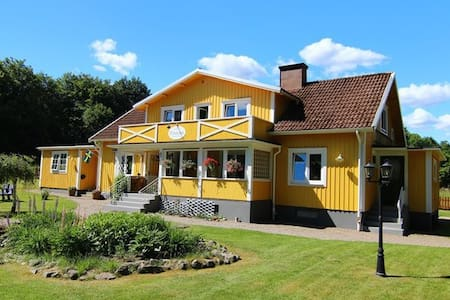Pensionat / Bed & Breakfast - Stenbrohult