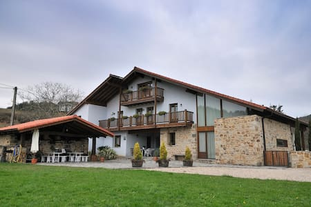 Beautiful Rural house near Bilbao - Bed & Breakfast