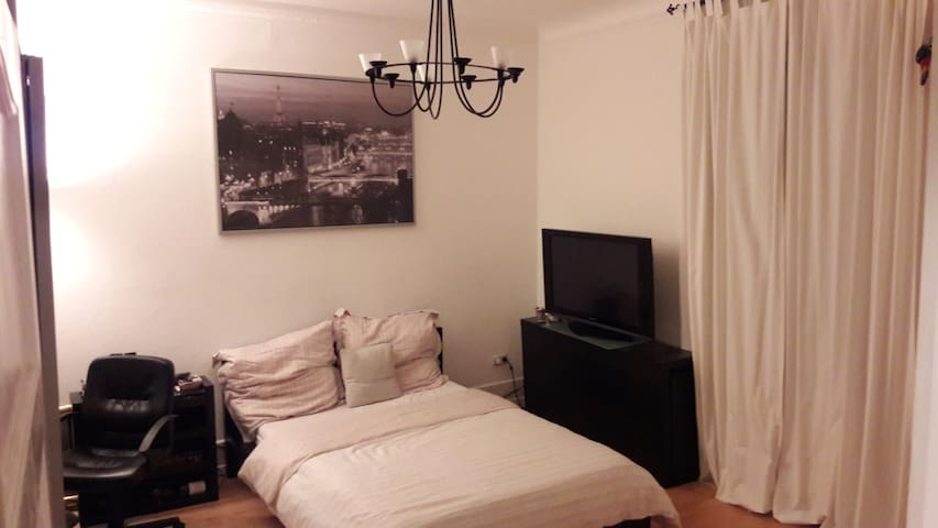 Nice and cousy room in shared appartment - Frankfurt am Main - Condominium