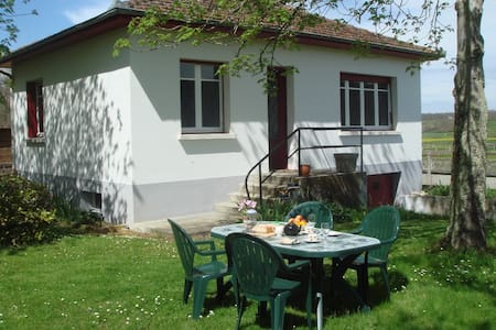 Holidays in the Haute-Pyrenees - Bungalow