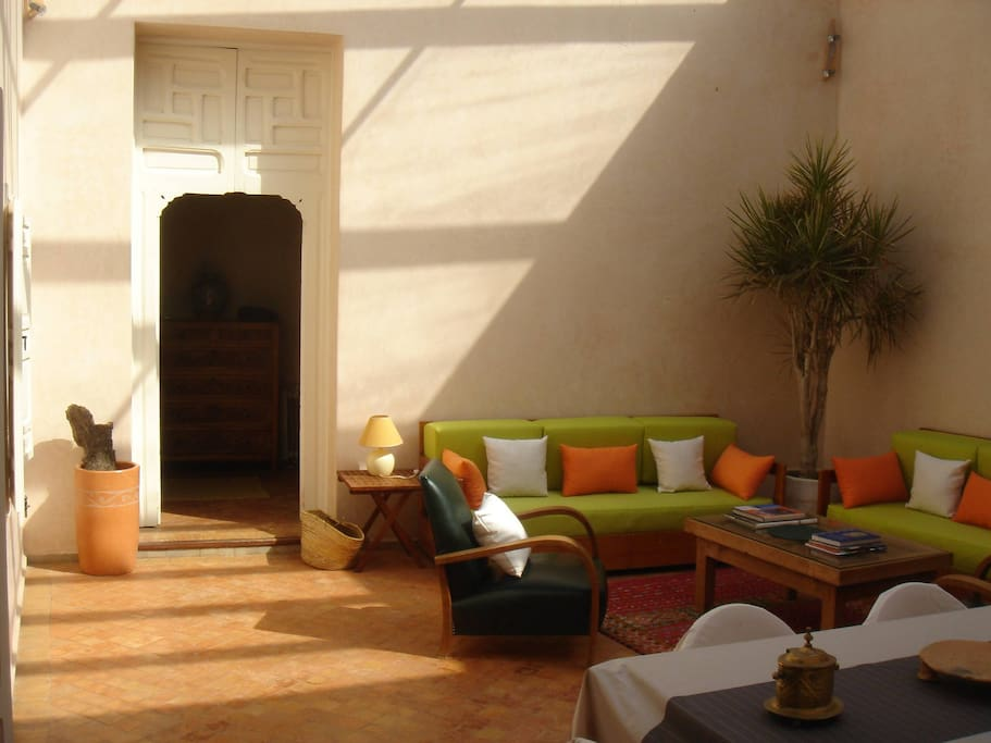 Day May in Kasbah des Oudayas