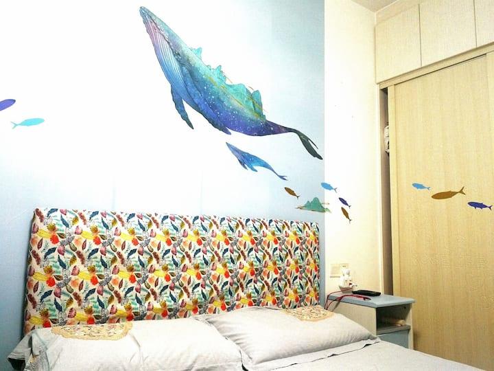 大鱼海棠 近滨州学院 人民医院