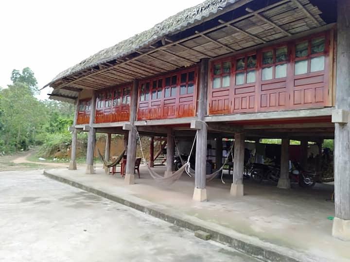 Vu Linh Farmstay- Giang House