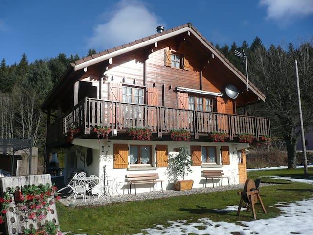 Loue appartement dans chalet  - Xonrupt-Longemer - Huoneisto