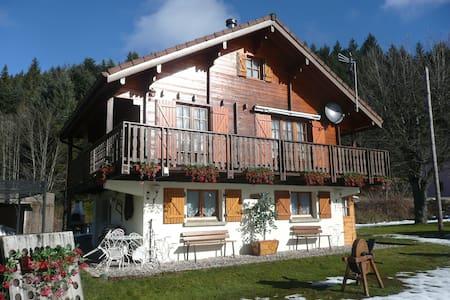 Loue appartement dans chalet  - Xonrupt-Longemer