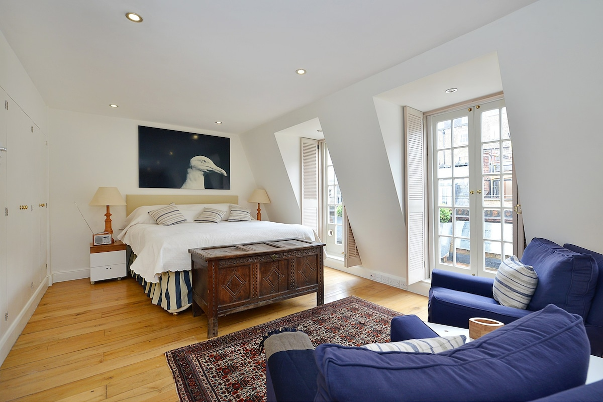 airbnb london kensington chelsea