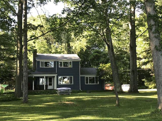 Beautiful Lake Home on Otisco Lake