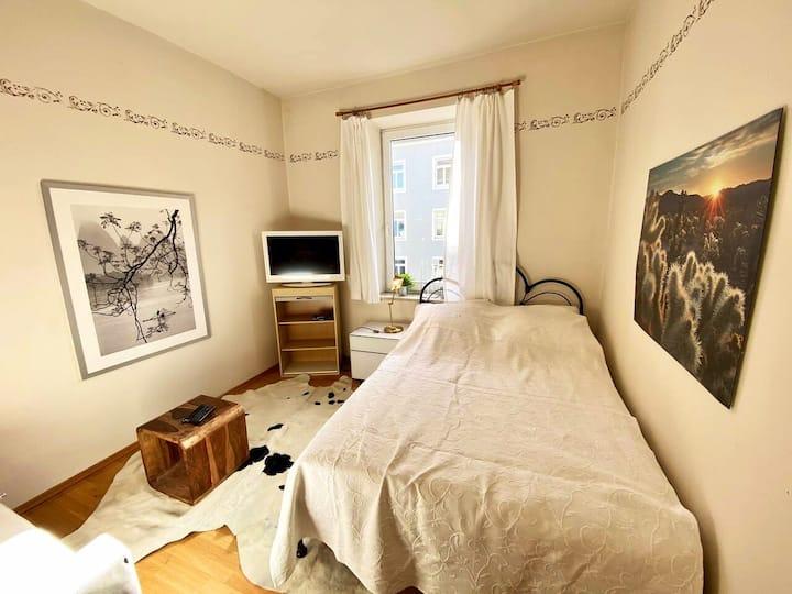 Sonnige gemütliche 1 Zimmerwohnung in der Au