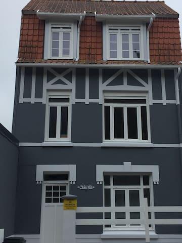 Maison Plage et centre de Wimereux - Wimereux - Rumah