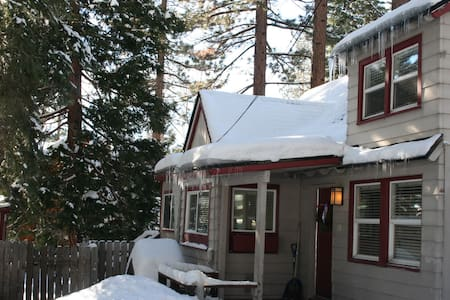 Tahoe City 3bd  Walk to town & lake - Casa