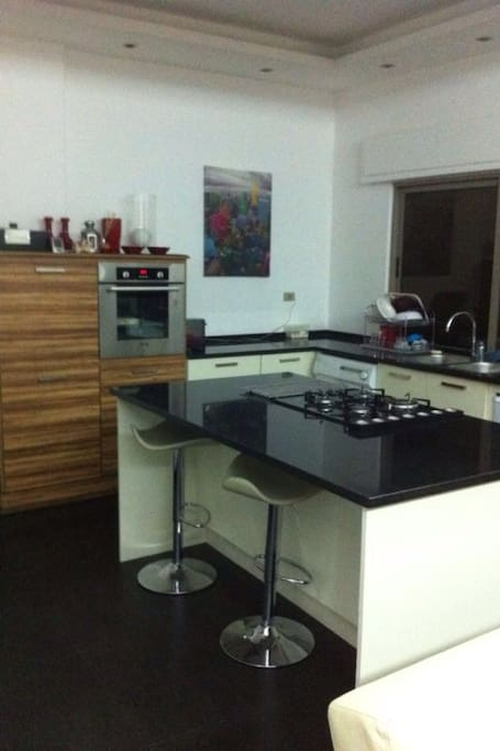 Quality kitchen from Tahboub