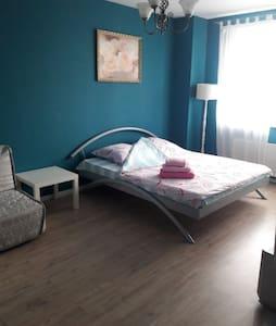 Очень уютная и светлая квартира!