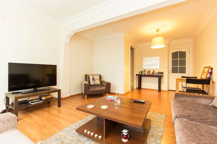 Super Apartment in the center - Istanbul - Wohnung
