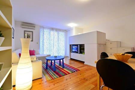 Charming modern studio apartment