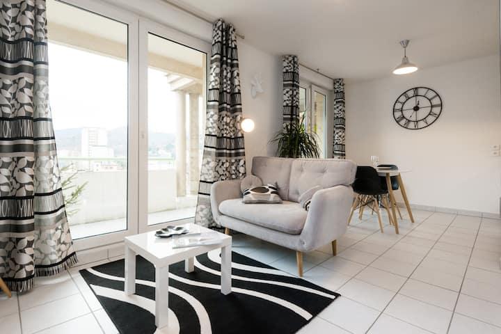 Appartement T1 bis 5ème étage