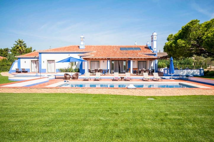 Villa Magda at Faro