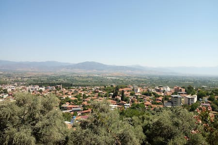 Toptepe villa