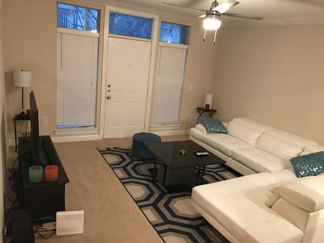 Luxury 2 bedrooms/2 baths apt near Perimeter mall - Dunwoody - Daire