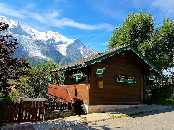Mont-Blanc Cocooning Chalet Fougères