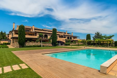 Costabravaforrent Segalar 7, up to 4, shared pool - Albons