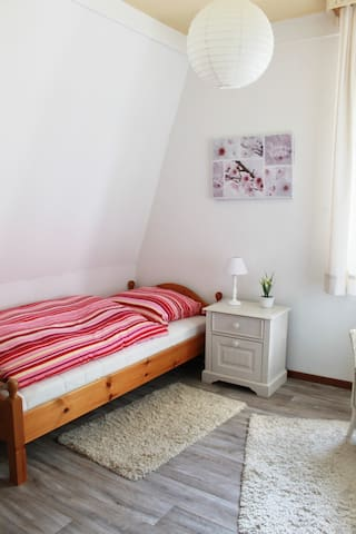 Zimmer Kajüte im Rabehaus in Bremerhaven