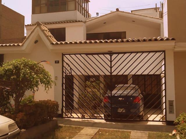 Room students & tourist LA MOLINA   - Lima - House