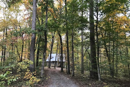 The Cabin at Caney Hollow