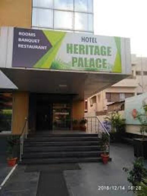 Hotel Heritage Palace