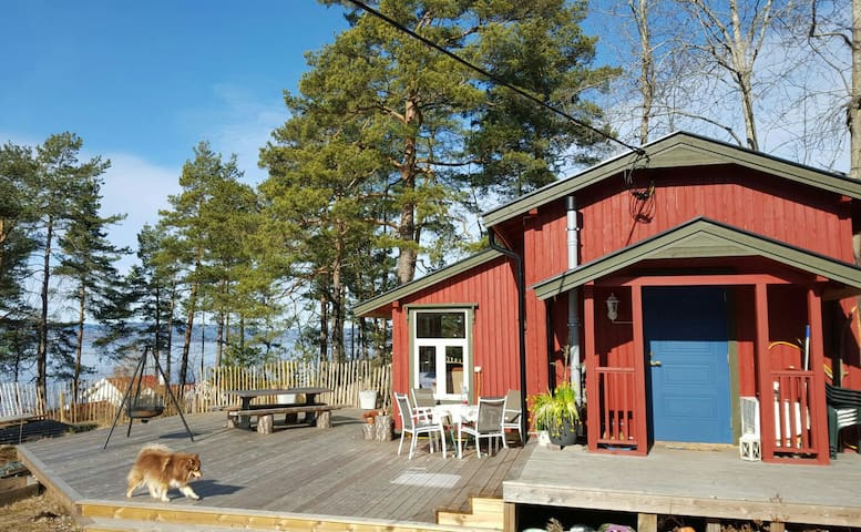 The real Norwegian cabin experience - Akershus - Cabin