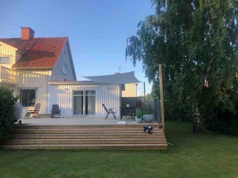 Villa i Dalarna med närhet till friluftsliv