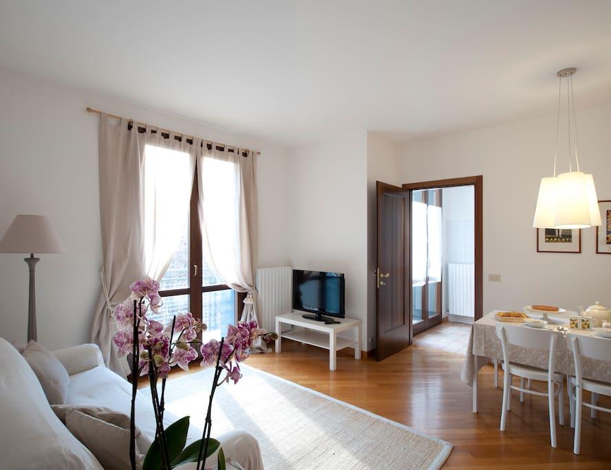 Romantica intreviso near venice appartamenti in affitto for Appartamenti in affitto treviso non arredati