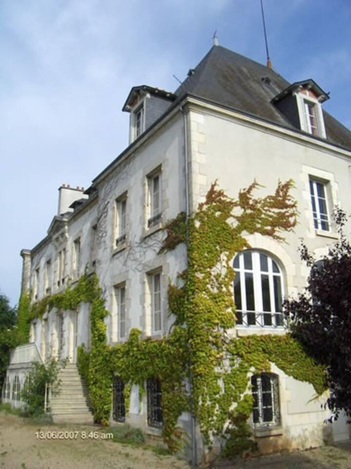 Pettit Château de Pellebuzan