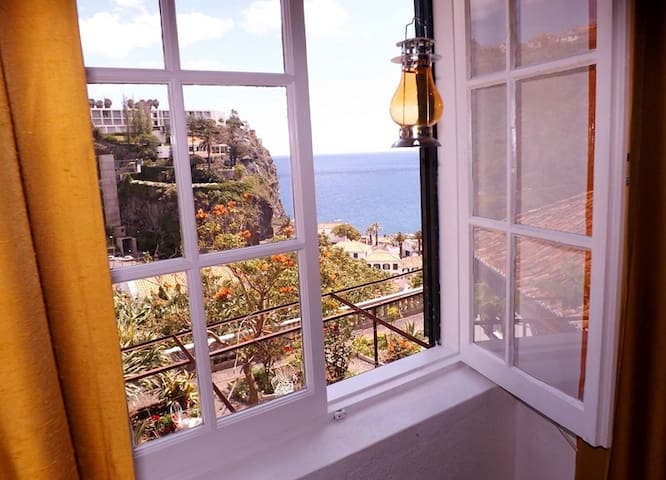 Charming Cottage by the sea - Ponta Do Sol - อพาร์ทเมนท์
