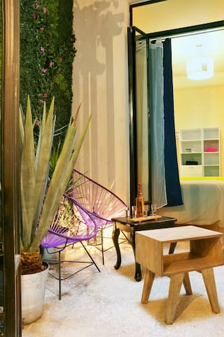 Perfect Room for couple in Condesa - Mexiko-Stadt - Haus