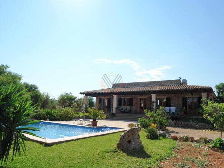 Son Barbudet, Villa in Campos, Mallorca