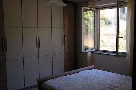 Holiday apartment 1km to sea - Santa Marina - Leilighet