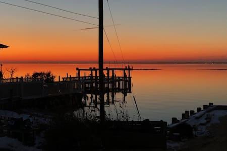 Beautiful Bay Views in Long Beach Township!