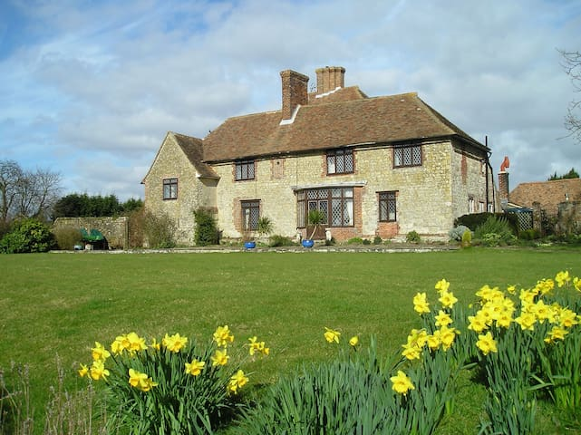 Evegate Manor - Family Room - Smeeth - Bed & Breakfast