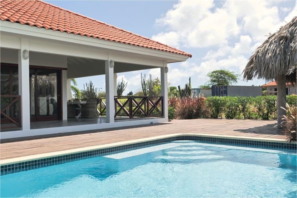 Heerlijk privé zwembad