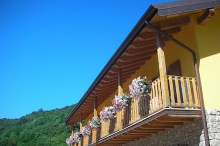 Bed and Breakfast in the wood... - Cenate Sopra - Penzion (B&B)