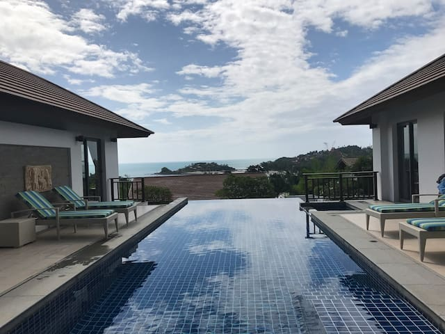 Horizon Villas - 3 BR Private Pool with Sea View