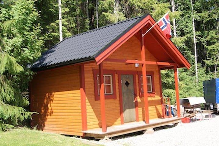 Unsere Hütte - Torsby - Rumah