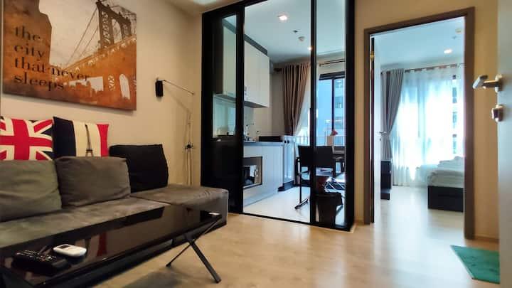 【BASE】infinity pool apartment!sea view room