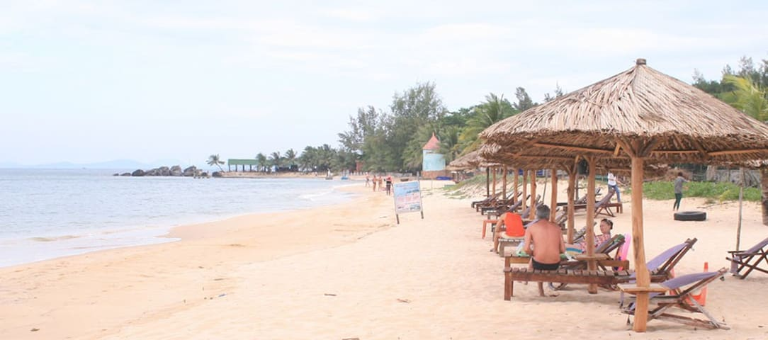 Bungalow Garden View with air conditioning - phu quoc - Bed & Breakfast