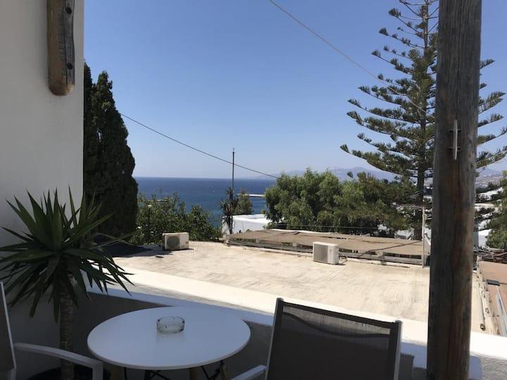 Rania Apartments Sea View - Superior Double Room