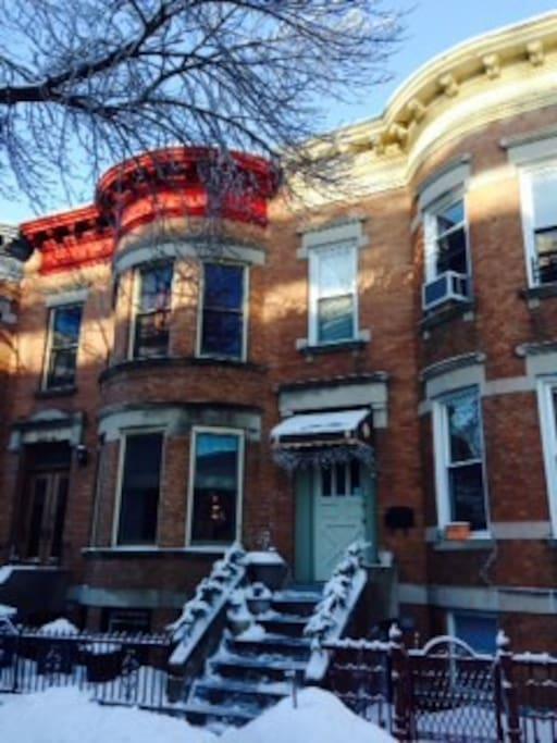 brooklyn apartment windsor terrace appartamenti in