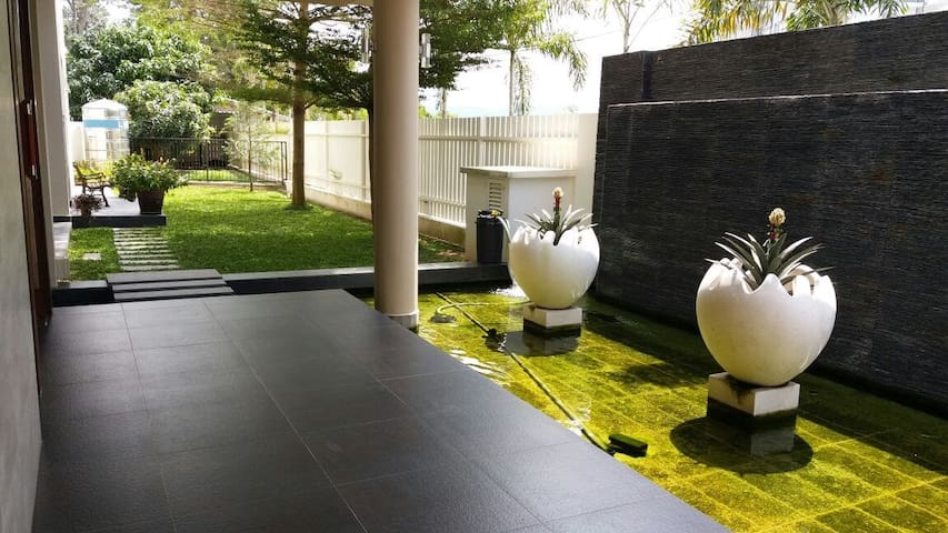 Relaxing Lifestyle Bungalow close to nature - Sabah - House