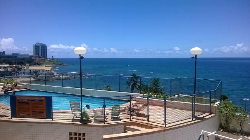 Perfect location. Sea view.
