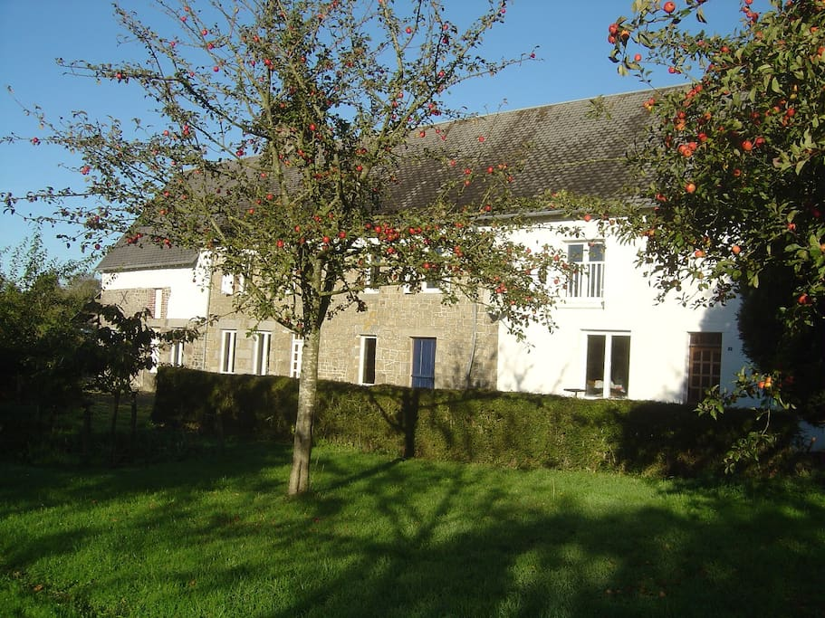 9 La Beauficerie Bed and Breakfast. With four ensuite bedrooms.