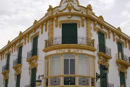 Cinco balcones - Priego de Córdoba